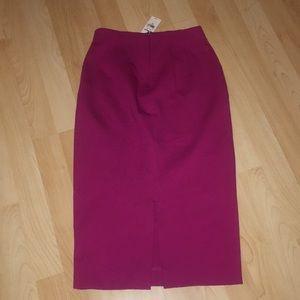 Express Skirts - NWOT Hot Pink 2-Piece Express Skirt Set
